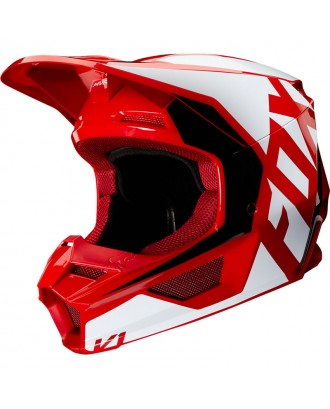 Шлем Fox Racing V1 Prix 2020 Flame Red