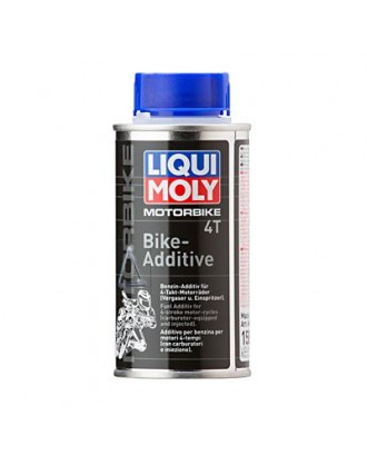 Liqui Moly Motorbike 4T Bike-Additive 125 мл, Присадка для мотоцикла