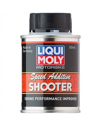 Liqui Moly Motorbike Speed Additive Shooter 80 мл, Присадка для мотоцикла